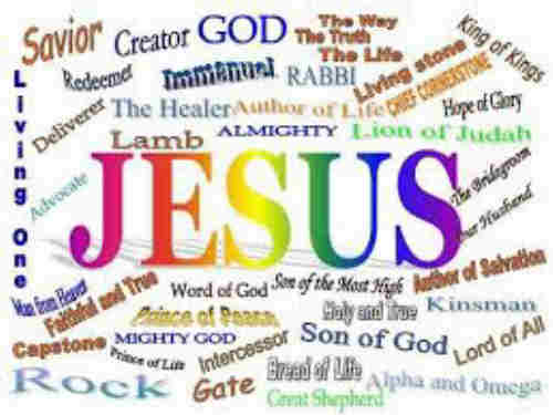How sweet the name of Jesus sounds In a believer's