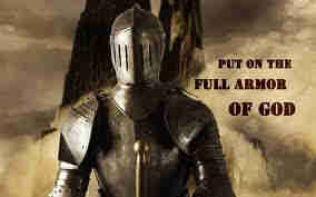 Soldiers of Christ arise and put your armour on