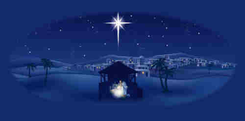 O little town of Bethlehem How still we