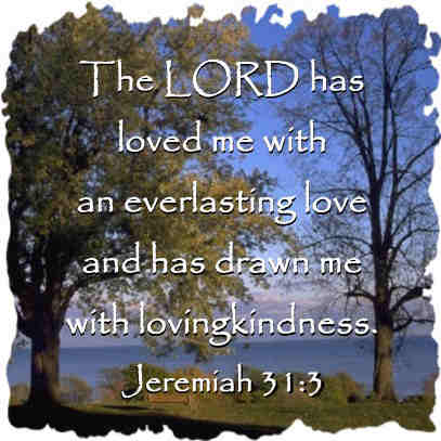 Loved with everlasting love Led by grace