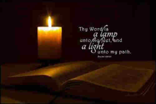 Lord I have made Thy  Word my choice My lasting