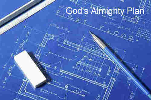 O God by whose almighty plan