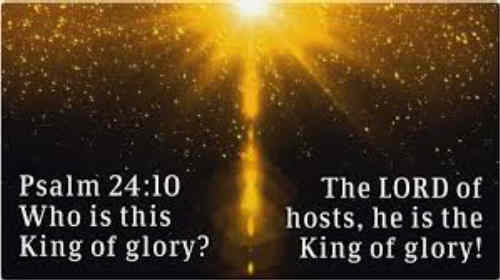King of Glory King of Peace I will love