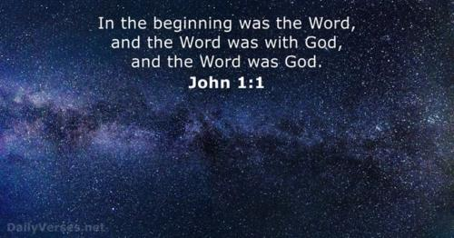 Thou art the everlasting Word The Father