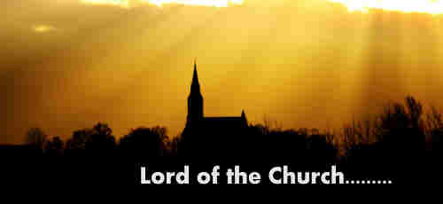 Lord of the church we humbly pray