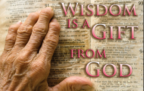 O boundless Wisdom God most high