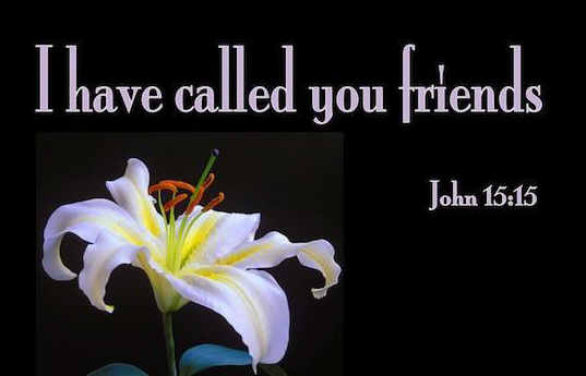 O Thou great Friend to all the sons
