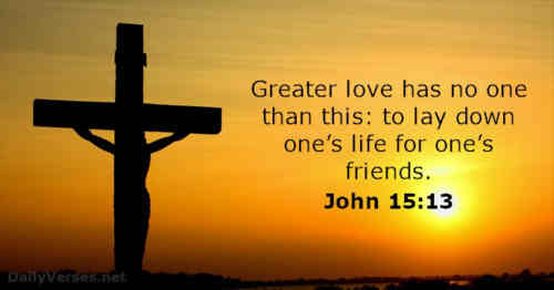 Jesus is my best of friends None like