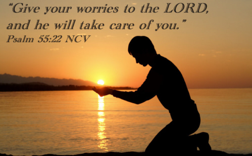 God will take care of you be not afraid
