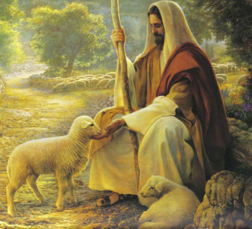 Behold the Lamb of God O Thou for