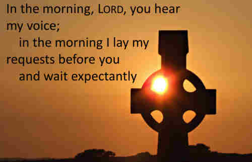 O Father hear my morning prayer