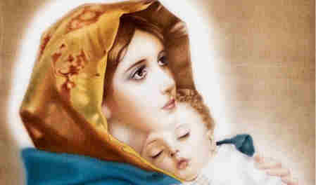Sing of Mary pure and lowly Virgin