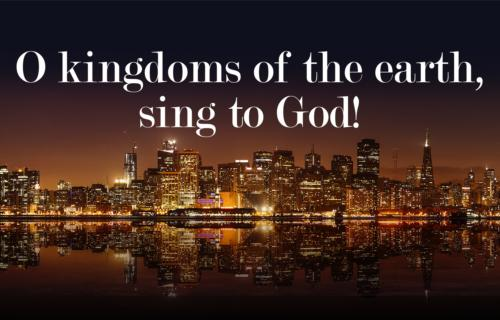 Kingdoms and thrones to God belong