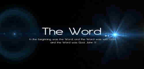 Jesus the all restoring Word My fallen