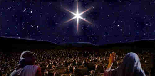 Shepherds wake to news of joy God