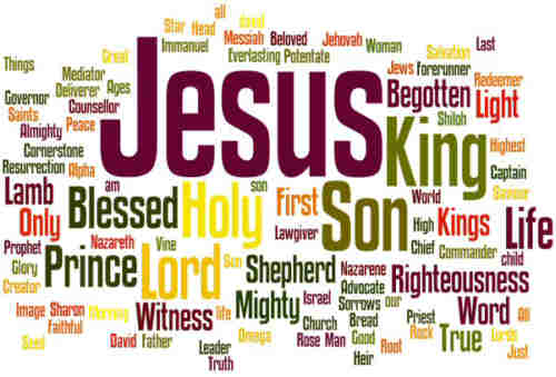 At the Name of Jesus every knee shall