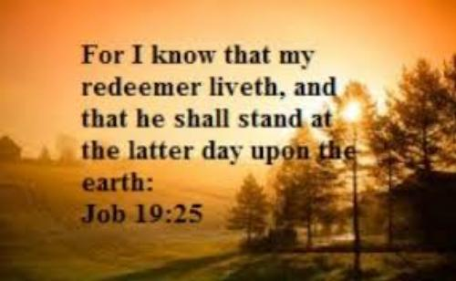 He lives that great Creator lives What joy the