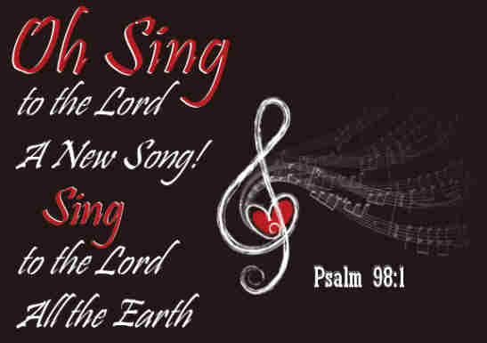 O sing ye now unto the Lord a new and