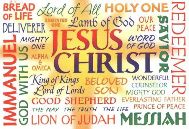Jesus exalted far on high To whom a name is given