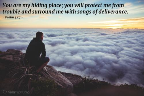 GOD OUR HIDING PLACE